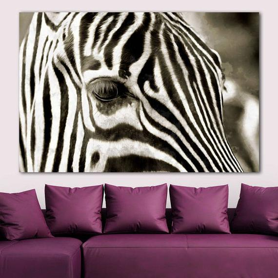 Zebra Room Decor Leadersrooms